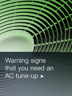 warning signs tune-up